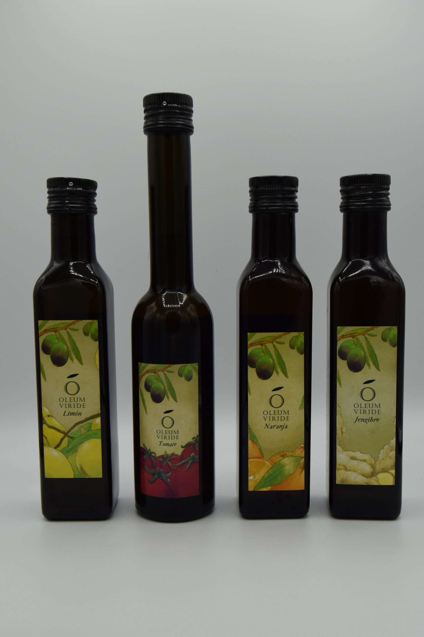 Case 9 bottles 25 cl EVOO. Aromatized with seaweed MARE
